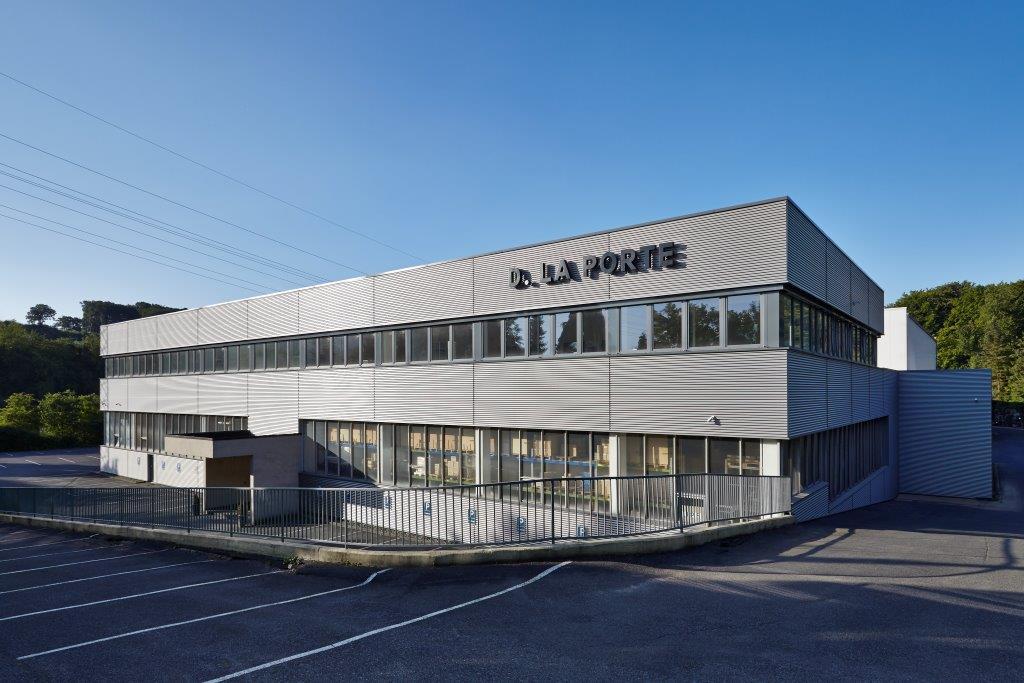 DLP Gebäude