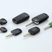 Übersicht Fahrzeugschlüssel